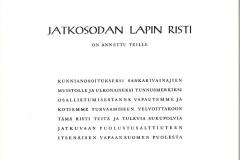 Omistuskirja-jatkosodan-Lapin-risti