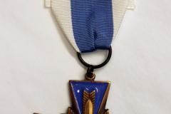 18.-Sininen-risti-soljella-1917-1918-etu
