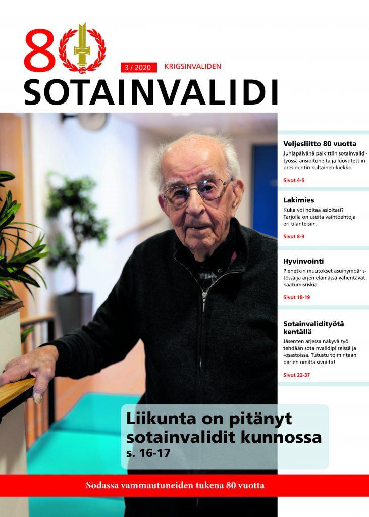 Lehden kansi